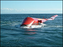 Pelamis: Ocean Prospect Ltd