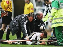 Scott Parker has had long spells injured