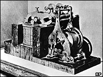 The Morse-Vail telegraph register