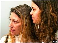Helena Paixao (left) and Teresa Pires (right)