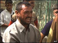Shocked survivor of Baghdad suicide bombing