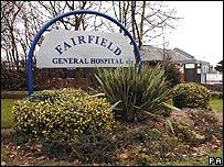 Fairfield Hospital, Bury