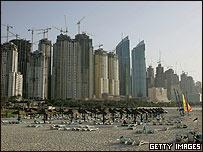 Panor�mica de Dubai