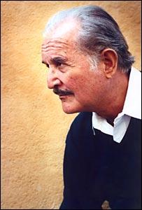 Carlos Fuentes, en entrevista
