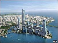Proyecto de desarrollo inmobiliario en Jeddah, Arabia Saudita