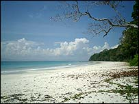 Andamans beach