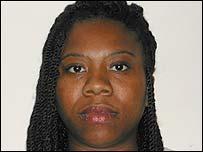 Blast survivor Angela Griffiths