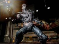 Screenshot from Quake IV, Activision