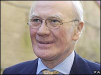 Sir Menzies Campbell, acting Lib Dem leader