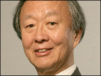 Photo of Prof Charles Kuen Kao (courtesy Prof. Kao)