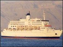 The al-Salam Boccaccio 98. Photo: El-Salam website