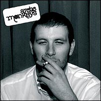 Arctic Monkeys album cover
