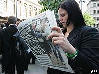 Evening Standard reader