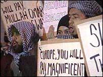 Television Centre protest