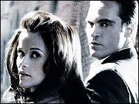 Publicity image from Walk the Line