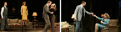 Publicity images from Who's Afraid of Virginia Woolf?