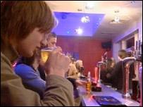Bar scene - generic