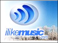 ilikemusic website