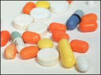 P�ldoras de vitaminas