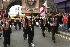 Londonderry march