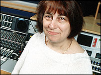 Jenny Abramsky, director of BBC radio and music