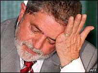 Presidente de Brasil, Luiz Inacio Lula da Silva