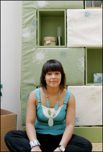 Karen Babel and the Bed-Case