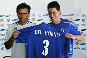 Asier del Horno moves from Spain to Chelsea