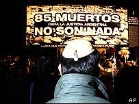 Manifestaci�n en Buenos Aires