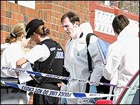 Police in Leeds