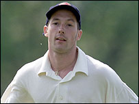 Ireland pace bowler Adrian McCoubrey