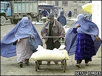 Food aid in Afghanistan