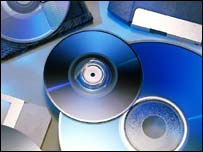 CD, minidisks and other recordable media, Eyewire