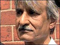 Shehzad Tanweer's uncle, Bashir Ahmed