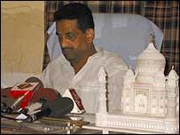 Hafiz Usman, chairman Uttar Pradesh Sunni Waqf Board