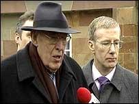 DUP leader Ian Paisley