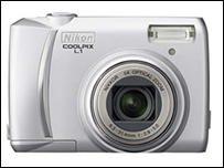 Nikon Coolpix L1 camera