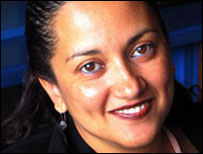 Ferial Haffajee, editor of the Mail and Guardian