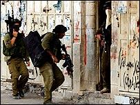 Israeli raid in Tulkarm