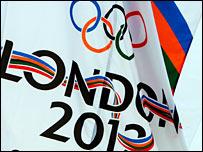 London will host the 2012 Olympics