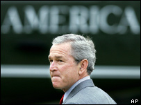"US President George Bush imposed the ""global gag"" rule in 2001"