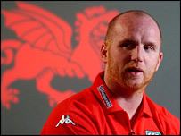John Hartson has won 51 caps for Wales and scored 14 goals