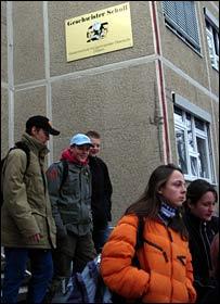 Geschwister-Scholl-Schule, Zossen