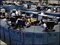 Nasa launch control (Nasa)