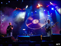 Pink Floyd at Live 8