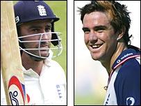 Thorpe and Pietersen