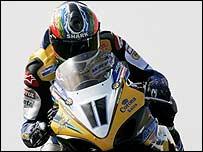 Championship leader Troy Corser