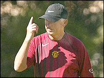 Sir Alex Ferguson wants to sign one more player