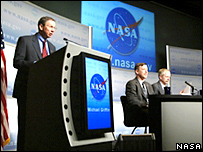 Dr Michael Griffin (Nasa)