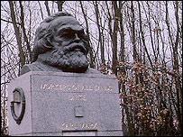 Tumba de Carlos Marx.